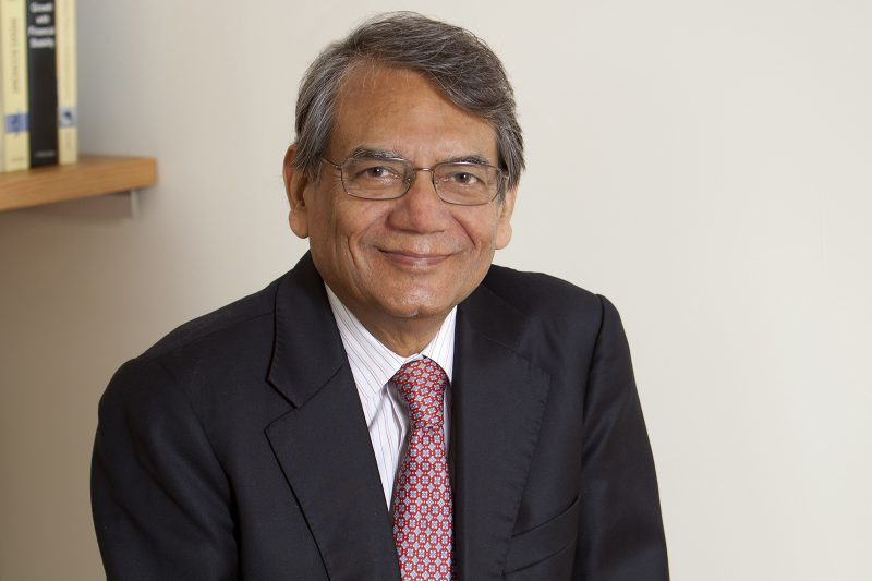 Distinguished Economist, Central Banker Rakesh Mohan Joins Jackson Institute Thumbnail