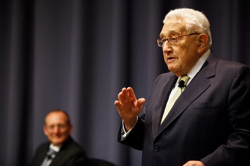 Kissinger Among Featured Speakers at Johnson Center's First Annual Conference Thumbnail