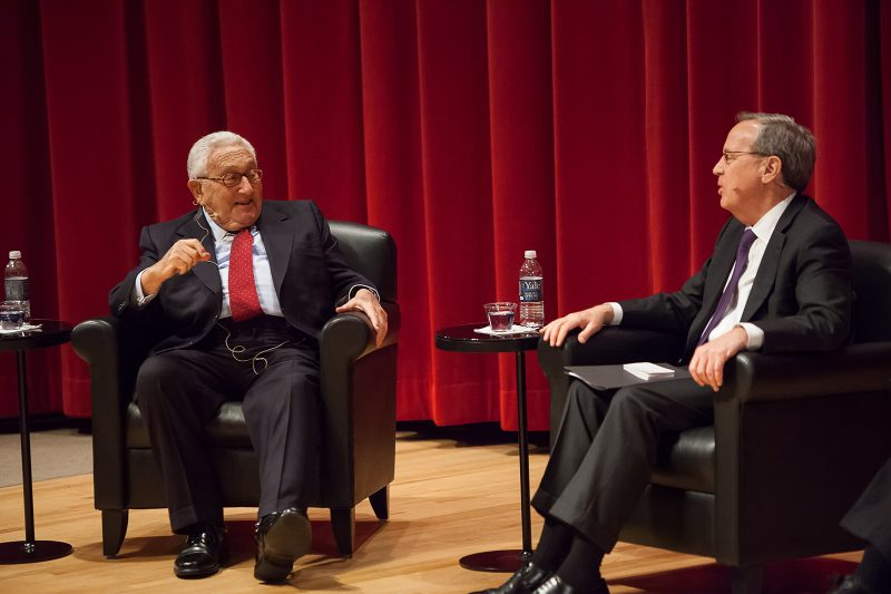 Second Annual Johnson Center Conference Features Henry Kissinger Thumbnail