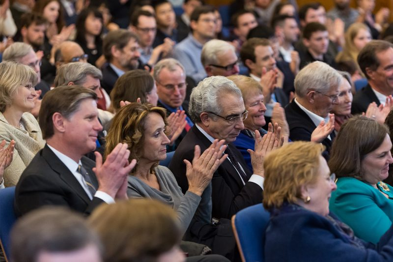 Johnson Center conference examines the future of Europe Thumbnail