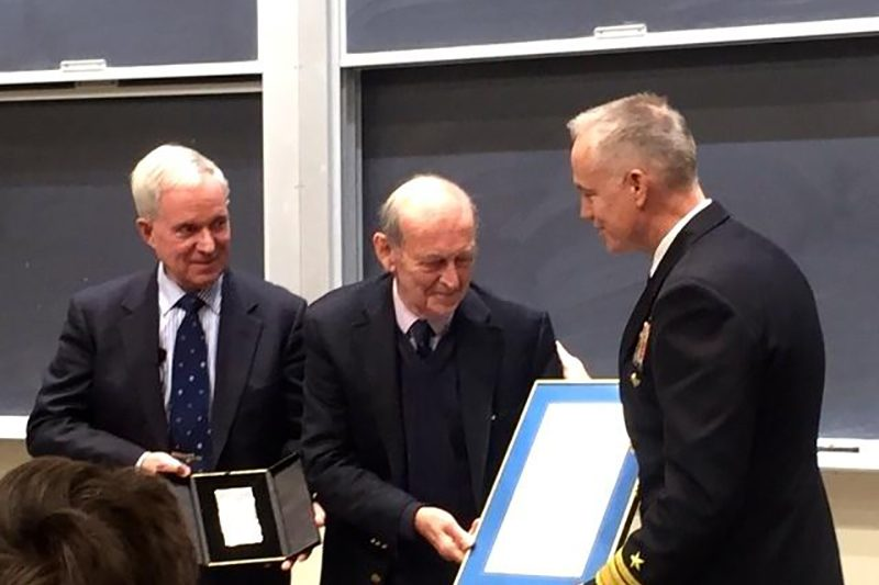 Paul Kennedy honored with Hattendorf Prize Thumbnail