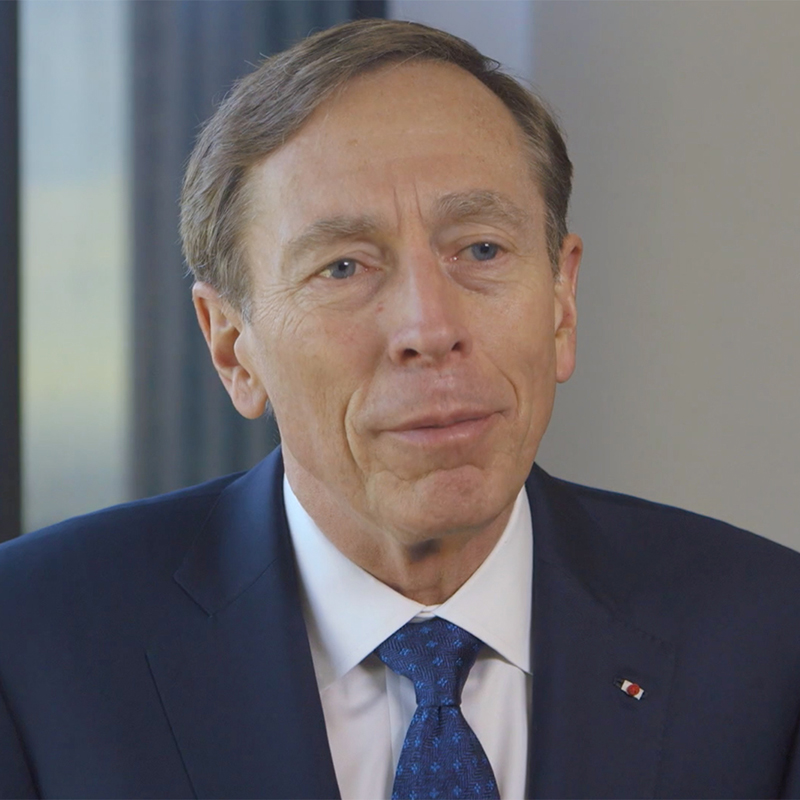 David H. Petraeus Thumbnail