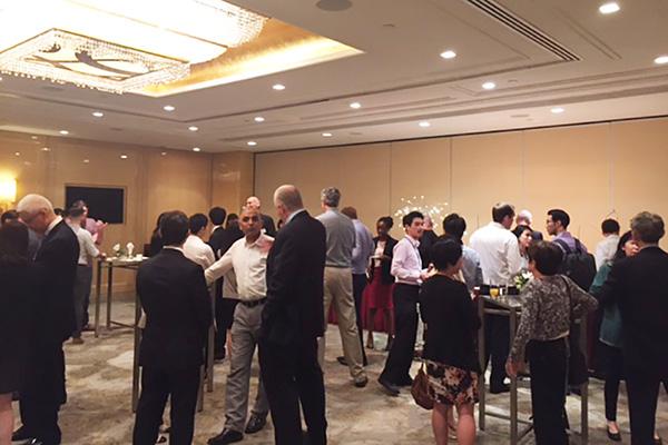 Jackson Gathering Oct. 22 In Hong Kong Thumbnail