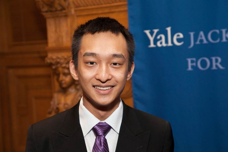 Global Affairs Major Mason Ji '16 Wins Rhodes Scholarship Thumbnail