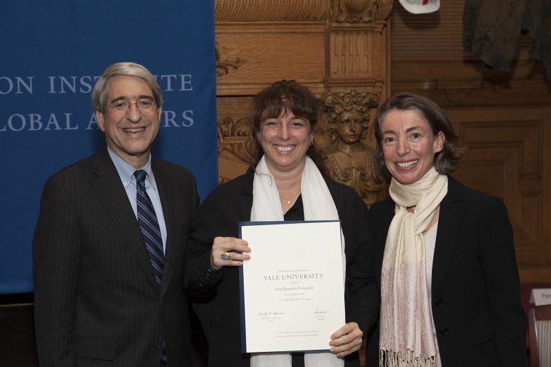 Yale World Fellow Named To Top 100 Global Thinkers List Thumbnail