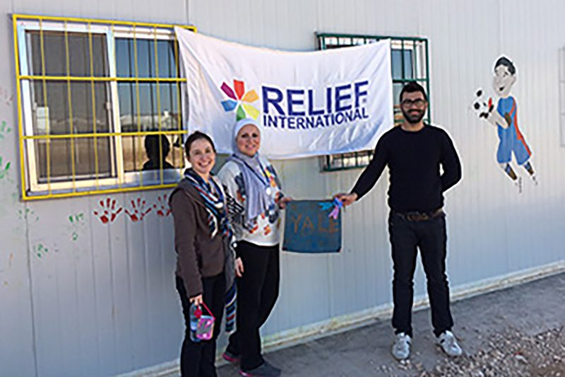 Winter Break Trip Offers Insight On Plight of Refugees Thumbnail