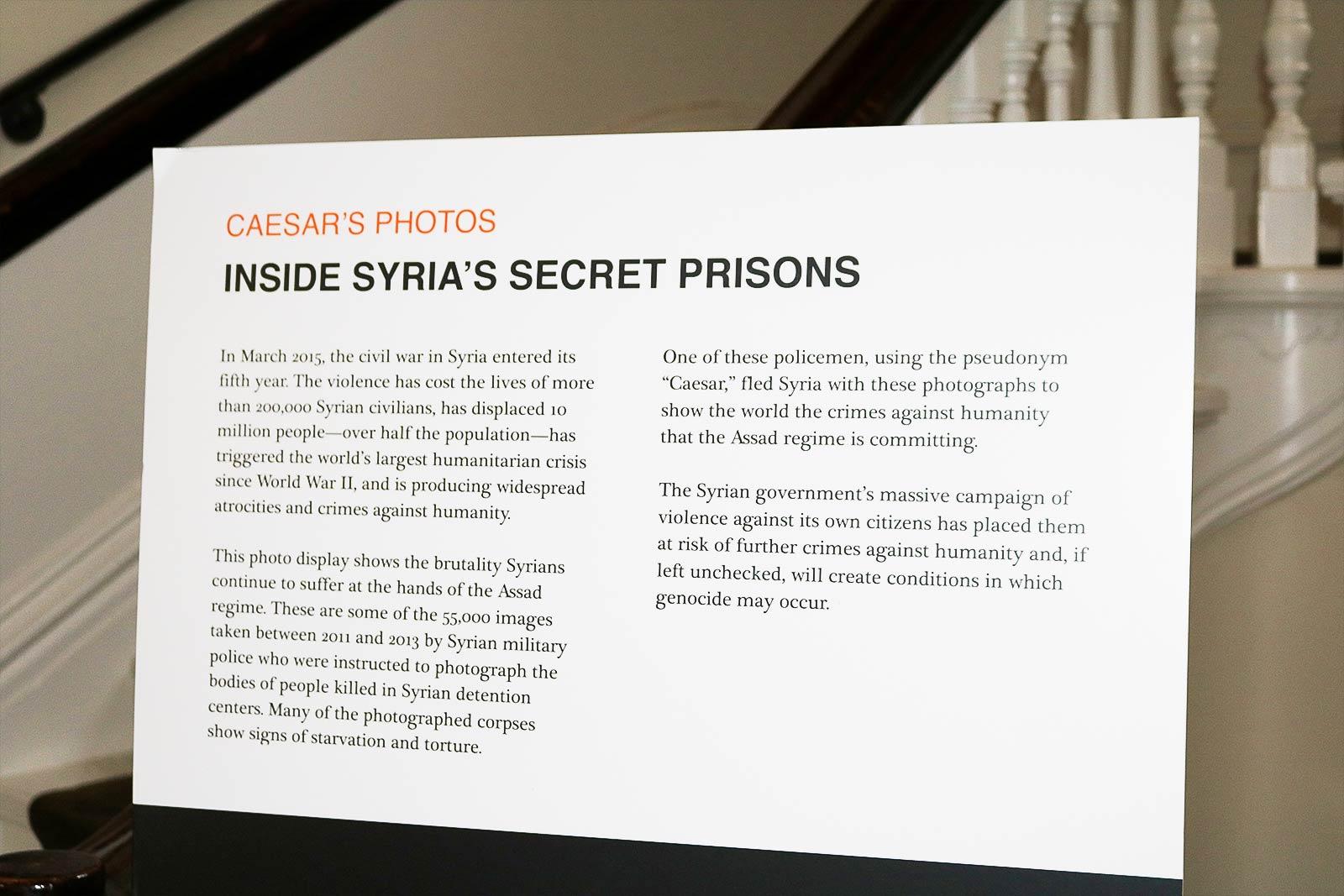8 secret prisons