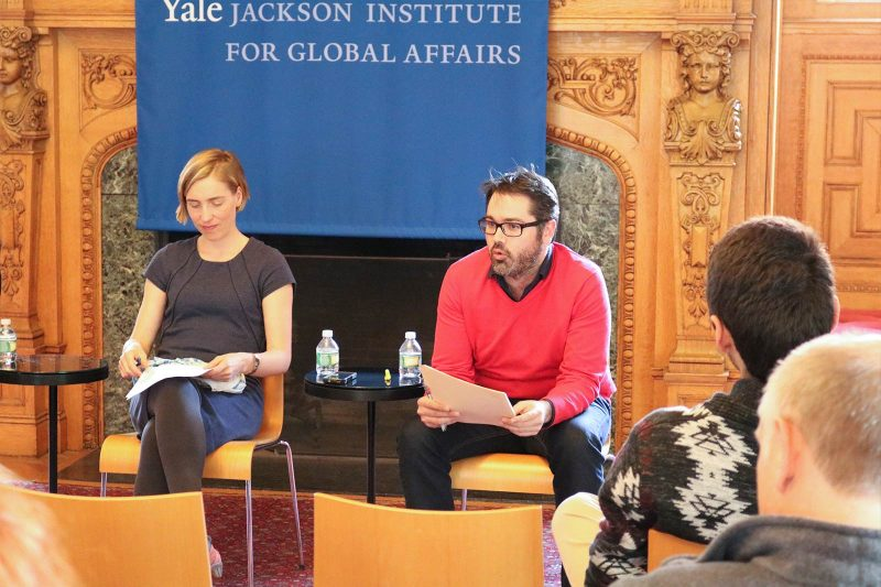 "Discussion On ""The Challenges Of Responding To Humanitarian Needs In Sub-Saharan Africa"" April 11 Thumbnail"