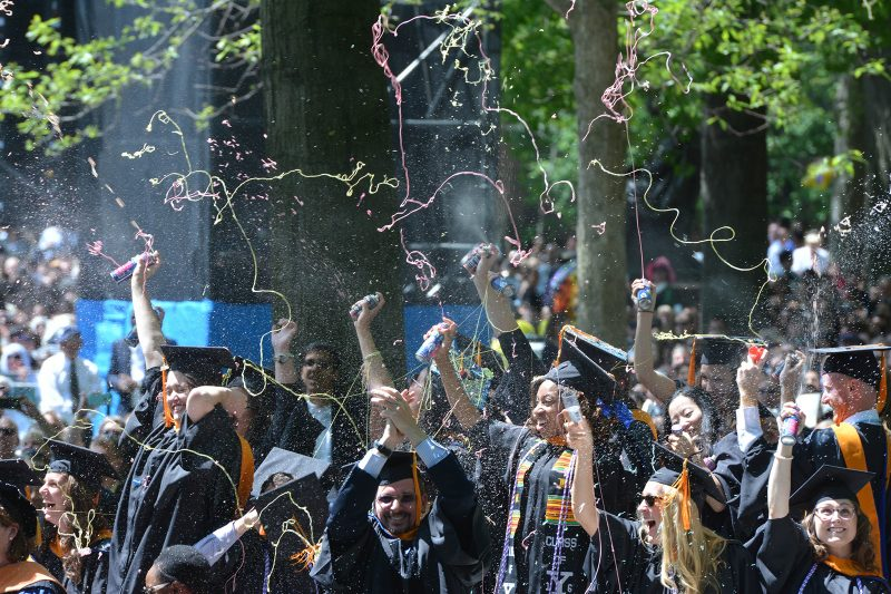 Yale to Hold Commencement Exercises May 23 Thumbnail