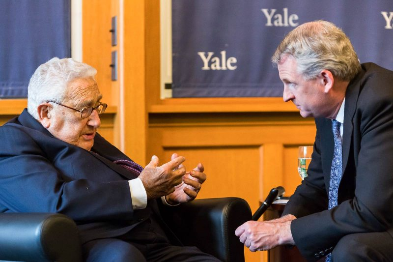 Applications for Postdoctoral Kissinger Visiting Scholars Program due Feb. 15 Thumbnail
