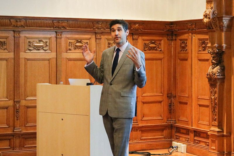 """Lecture On """"How Antiquities Fuel Modern Conflicts"""" April 12 Thumbnail"""