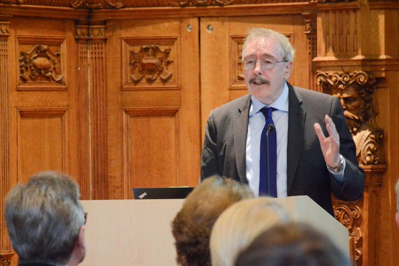 "Lecture On ""The Troubles And The Good Friday Agreement"" April 26 Thumbnail"