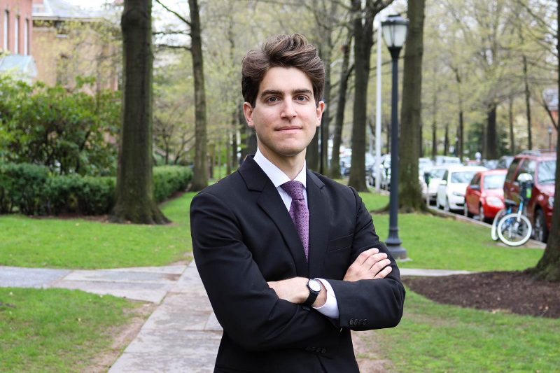 M.A. Student Selected For Rosenthal Fellowship In International Relations Thumbnail