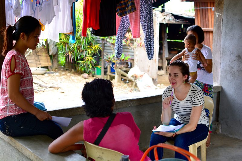 Student Research Helps Shine a Light on Rural Communities in Philippines Thumbnail