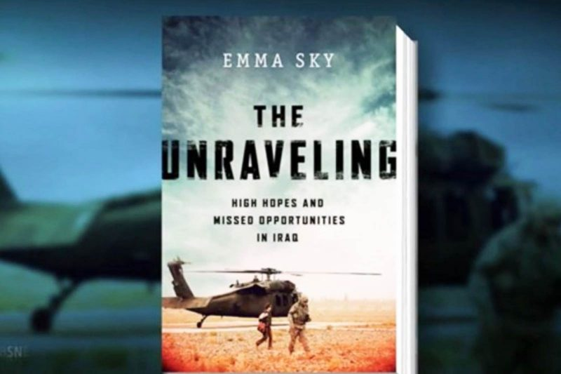 "Emma Sky's ""Unraveling"" Shortlisted For Orwell Prize Thumbnail"