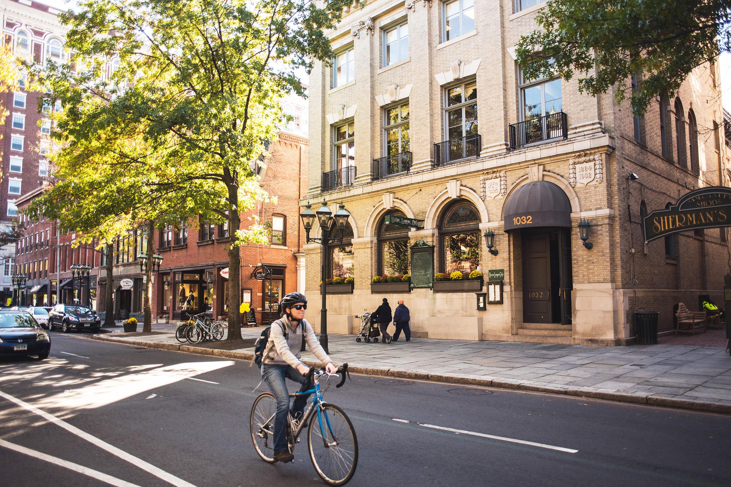 Start Exploring New Haven Yale Jackson Insute For