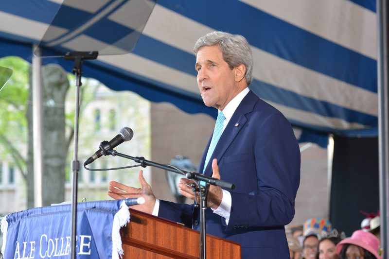 U.S. Secretary of State John Kerry '