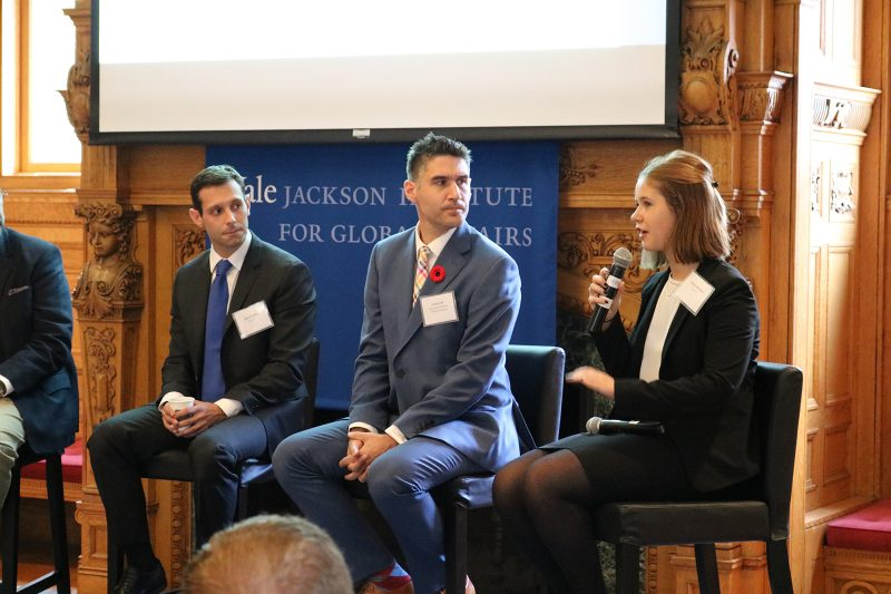 Worlds Collide at Annual Jackson Forum Thumbnail
