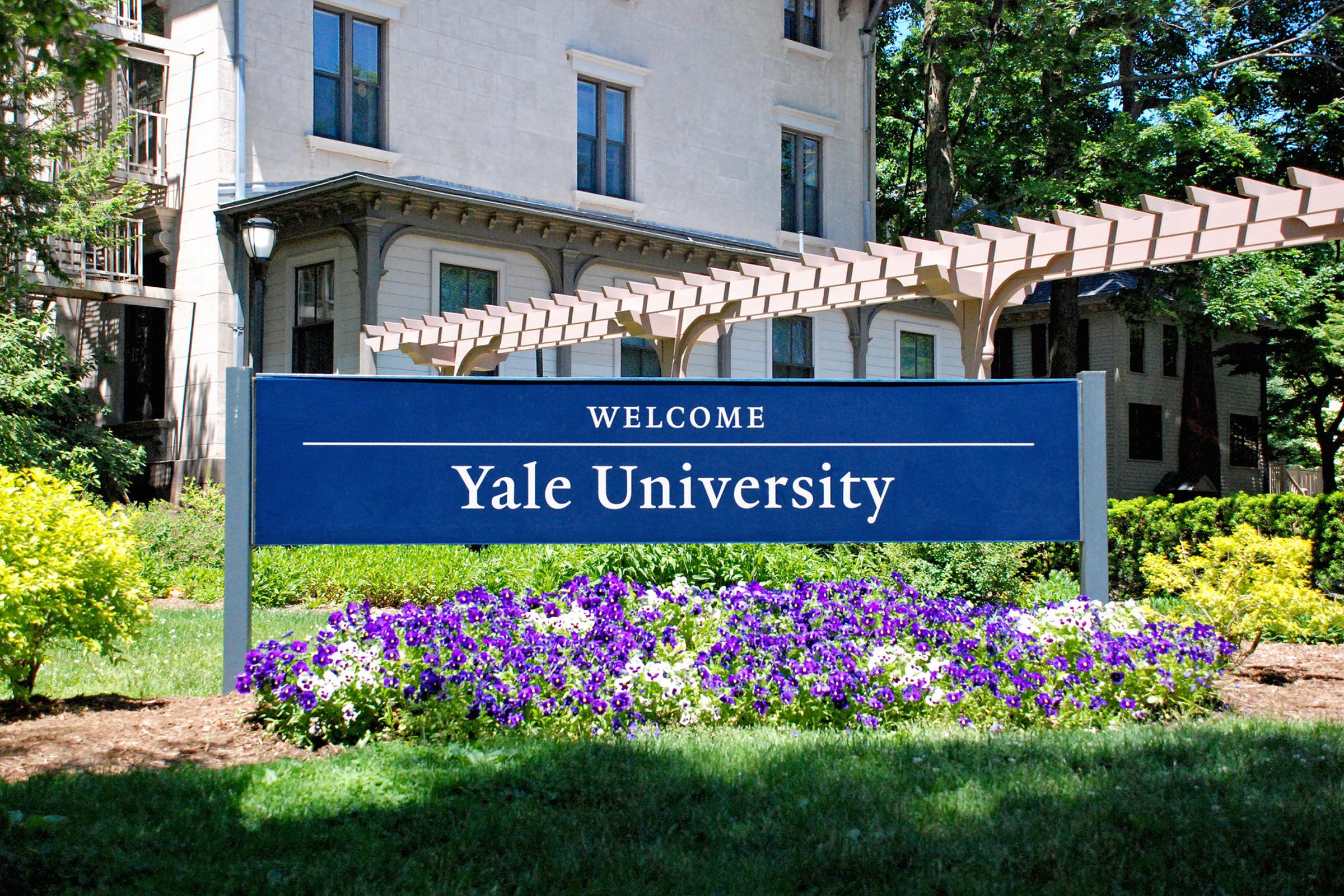 Graduate school yale university