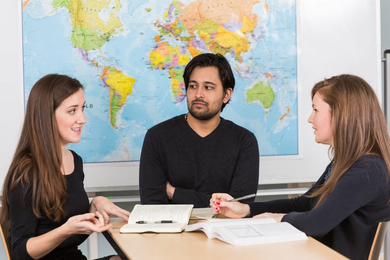 Master in Public Policy, Global Affairs (M.P.P.) Image