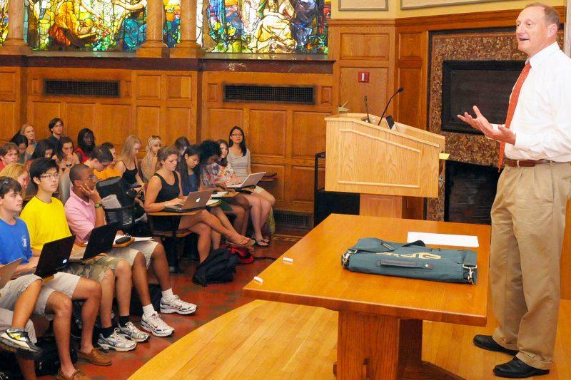 Graduate Studies at Yale Jackson