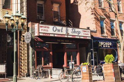 The Owl Shop Thumbnail