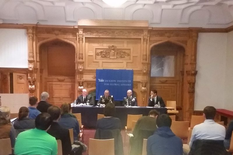 Panel on the Next National Security Strategy Dec. 6 Thumbnail