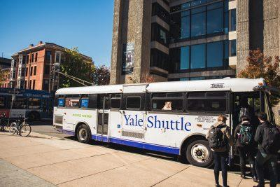 Yale University Shuttle Thumbnail