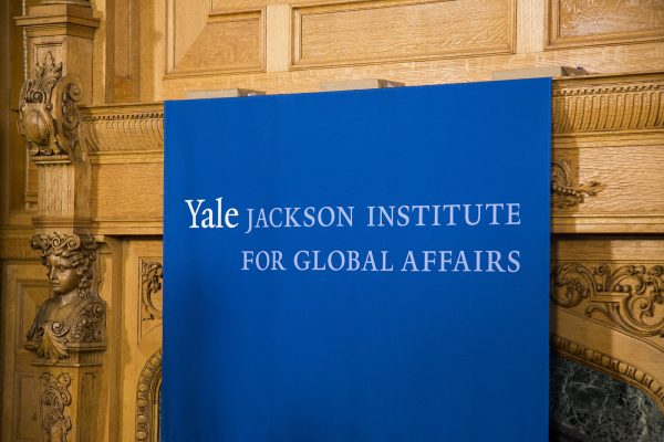 Jackson launches virtual discussion series on COVID-19 and global affairs