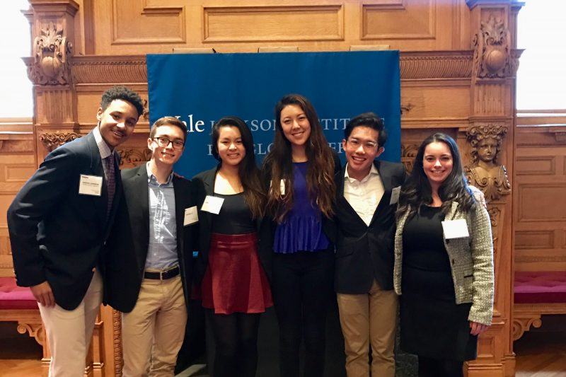 Global Affairs Major Among Winners of Undergraduate Case Competition Thumbnail