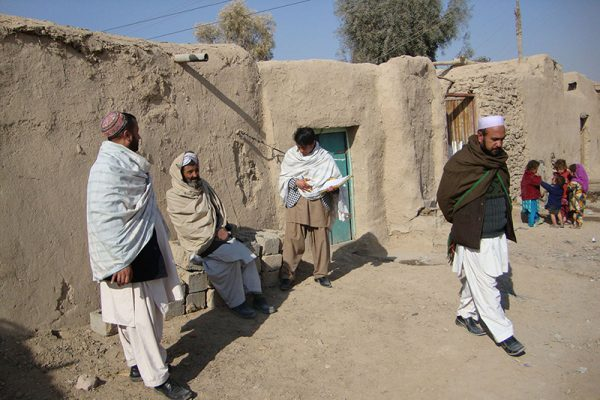New research highlights unintended consequences of international aid in Afghanistan
