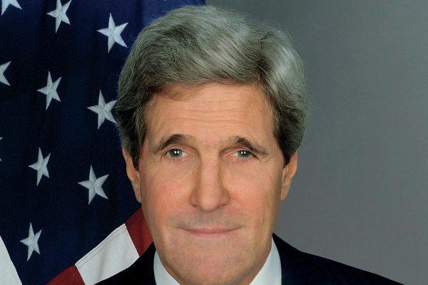 Conversation with Sec. John Kerry