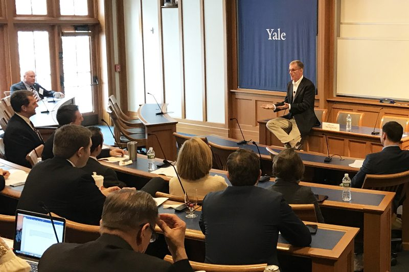 Symposium Addresses Global Challenges Facing U.S. Government Thumbnail
