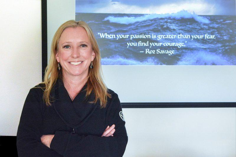 Profile on Senior Fellow Roz Savage Thumbnail