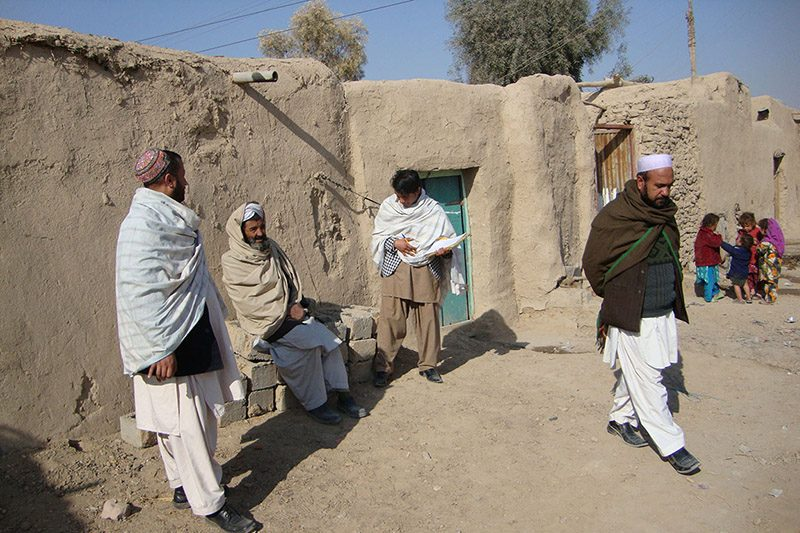 New research highlights unintended consequences of international aid in Afghanistan Thumbnail