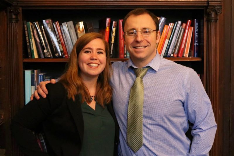 Two students selected for Rosenthal Fellowship in International Relations Thumbnail