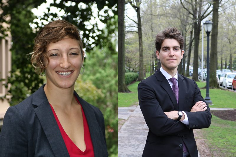 Jackson grad students among winners of globalization insights competition Thumbnail