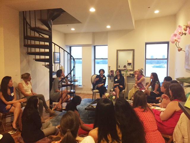 'Jackson Women' Group Hosts Alumni in NYC Thumbnail