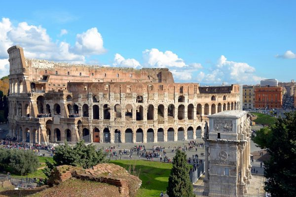 Grad admissions coffee chat — Rome