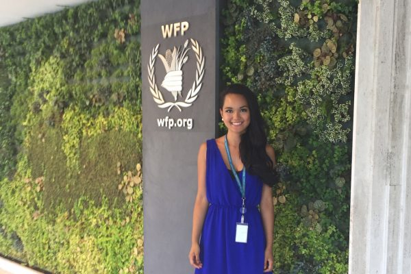 UN Internship Adds Clarity to Career Path