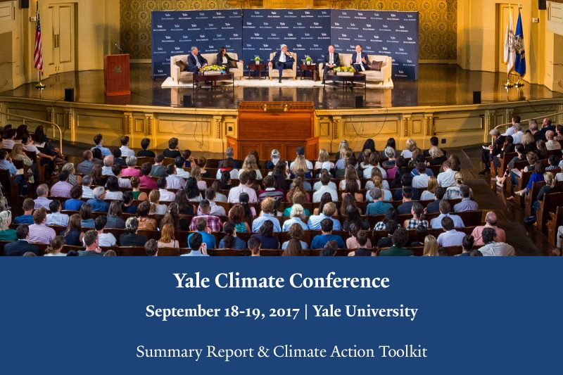 Kerry Initiative releases climate conference report Thumbnail