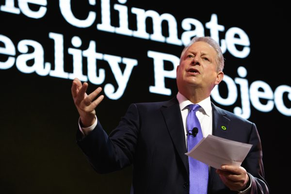 Kerry Conversation with Al Gore