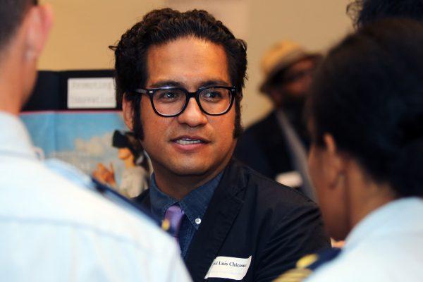 Career Conversation with World Fellow Jose Luis Chichoma