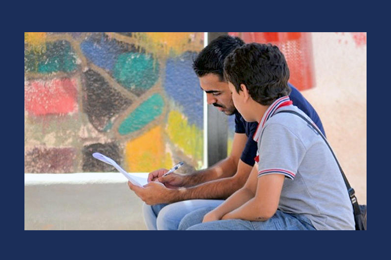 Study: Humanitarian program benefits mental health of Syrian refugee youth Thumbnail