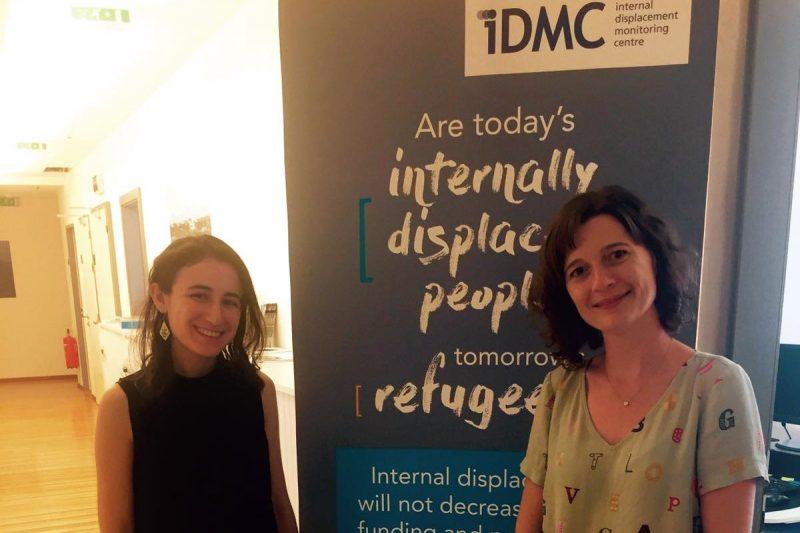 Internship Deepens Understanding of Humanitarian Field Thumbnail