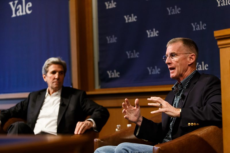 McChrystal and Kerry weigh in on U.S. counterterrorism efforts Thumbnail