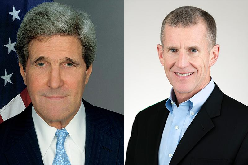 Kerry and McChrystal to discuss counterterrorism Feb. 23 Thumbnail