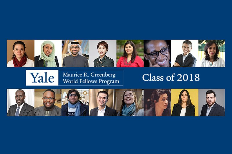 Meet the 2018 World Fellows Thumbnail