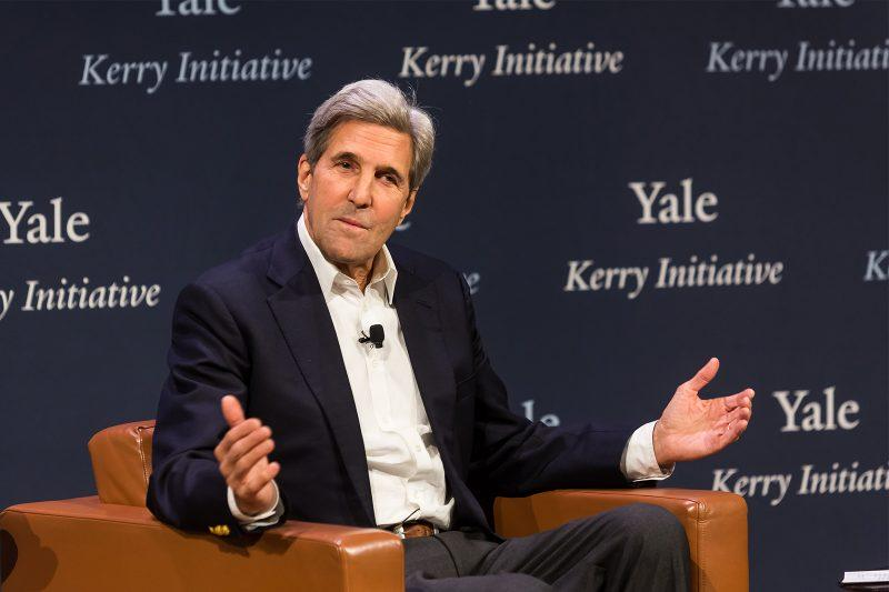 John Kerry, Al Gore, Kerry Conversation