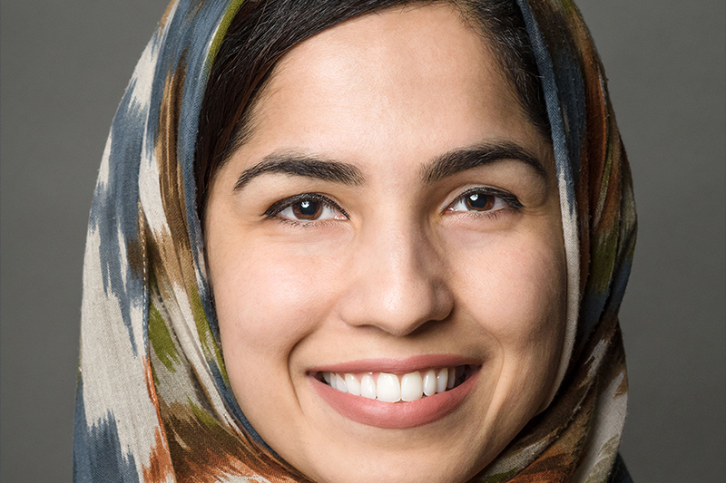 Jackson alumna awarded Soros Fellowship for New Americans Thumbnail
